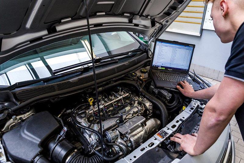 Service Opel Hyundai Toyota Autohaus Mauerhoff